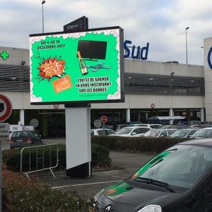 Outdoor1 - Leclerc Atout Sud Rezé