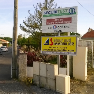 Nantes - Sud 2 : Bouguenais